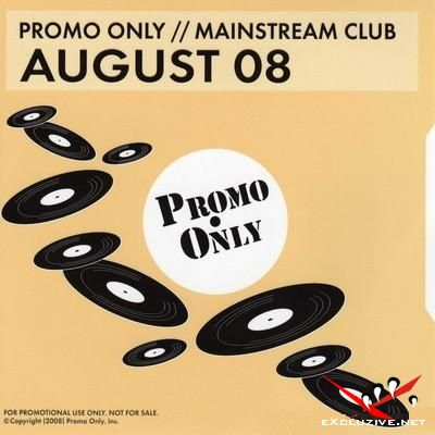 Promo Only Mainstream Club August (2008)