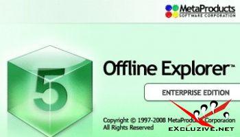MetaProducts Offline Explorer Enterprise 5.1.2804 Multilingual