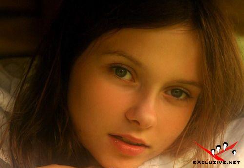 Самая красивая девушка.