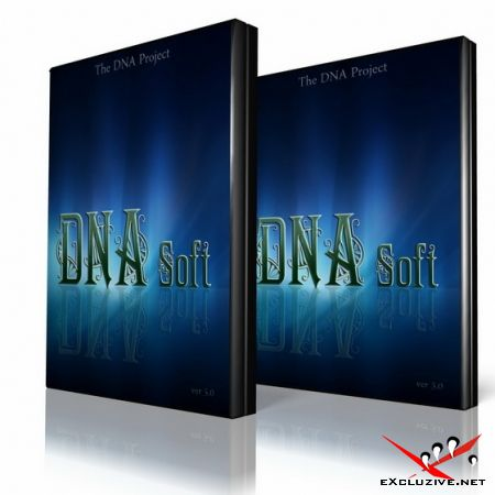 The DNA Project (The DNA Soft x86-x64 v5.1 Universalis)