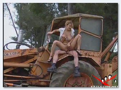 Мокрая секс в тракторы порно фото себя сам