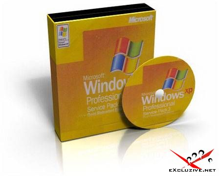 Windows XP Professional SP3-5512 (RTM) Gold Transparency