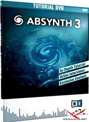 Native Instruments Absynth 3. Tutorial DVD