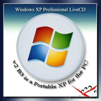 Windows XP Professional LiveCD v2 B3