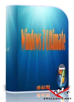 Загрузочный диск Windows 7 Ultimate x86-x64 7106 RU FINAL