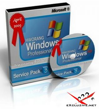 Windows XP Professional SP3 Corporate April 2009
