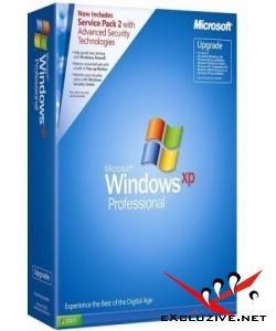 Windows XP SP3 Corp x86, IE8, MP11 .net 3.5sp1, April 09+rus MUI