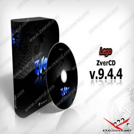 ZverCD Lego v9.4.4 (обновления по 24 апреля 2009)