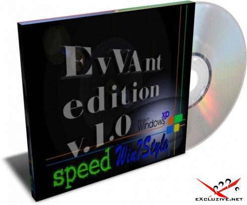 WindowsXP SP3 SpeedWin7Style ©EvVAnt edition v.1.0
