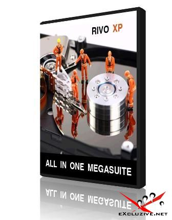 XP Rivo 1 2009 + All SATA Drivers With just 343 MB
