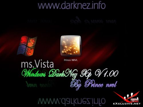 Windows DarkNez XP V1.0