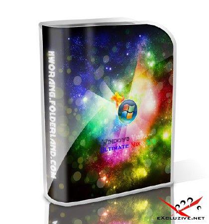 Windows Vista™ Ultimate Mix® SP2_32 Bit