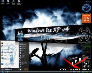 Windows Ice XP 4.1 September Editon 2009 + Rus Mui