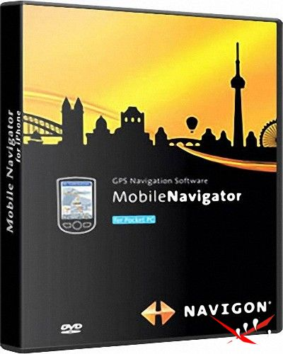Navigon NavigatoR 2.0 Europe Notebook для ПК и Ноутбука