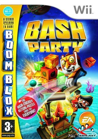 Boom Blox Bash Party [PAL, ENG]