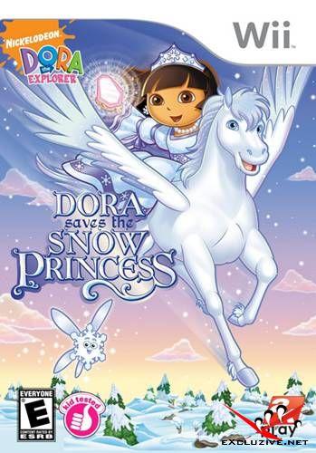 Dora Saves The Snow Princess[PAL, ENG]
