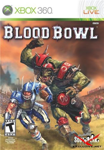 Blood Bowl (NTSC/XBOX360) RRoD