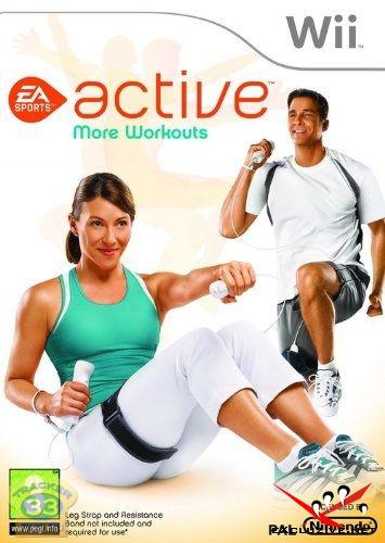 EA SPORTS Active More Workouts [PAL, ENG]