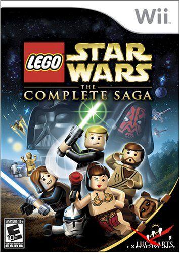 LEGO Star Wars: Complete Saga [PAL, Multi5]