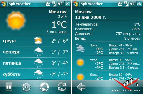 Spb Weather 2.4.0 Build 2248