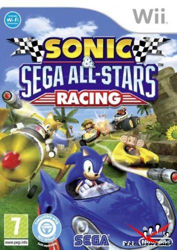 Sonic & SEGA All-Stars Racing [PAL, ENG]