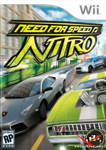 Need for Speed Nitro (Wii/ENG/PAL/2009)