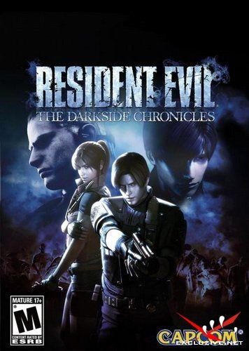 Resident Evil: The Darkside Chronicles (2009) [PAL, Multi5]
