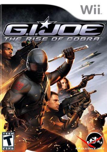G.I. Joe The Rise of Cobra (PAL/ENG/Scrubbed)