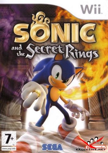 Sonic and the Secret Rings (PAL/MULTi5/2007)