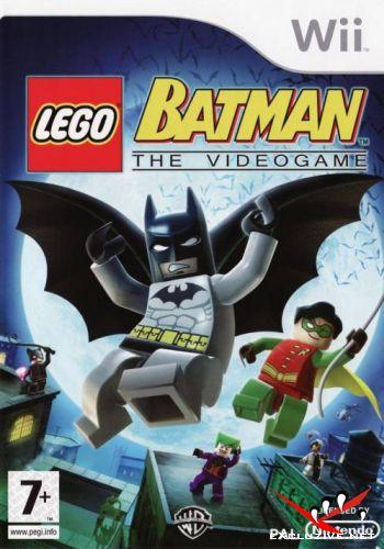 LEGO Batman: The Videogame (2008/PAL/MULTi5/Scrubbed)