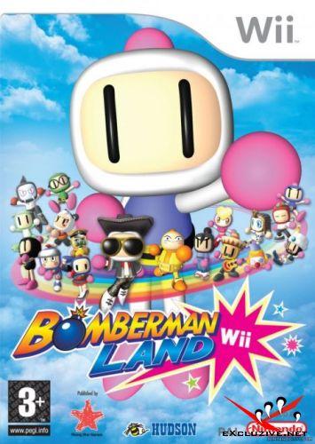 Bomberman Land (2008/MULTi5/Scrubbed)
