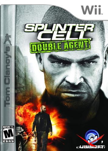 Tom Clancy's Splinter Cell Double Agent (PAL/MULTi5/Scrubbed)