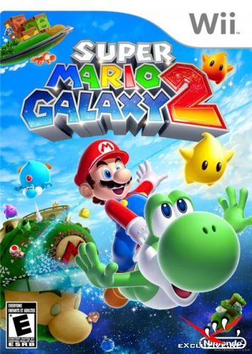 Super Mario Galaxy 2 (2010/NTSC/MULTi3/Scrubbed)