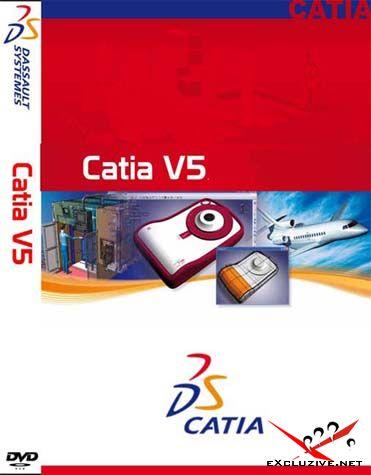 CATIA P3 V5R19 & P2 V5R20 SP9-SP4 + Portable SP2 Multilangual x86 + Обучение (Update 05.11.2010)