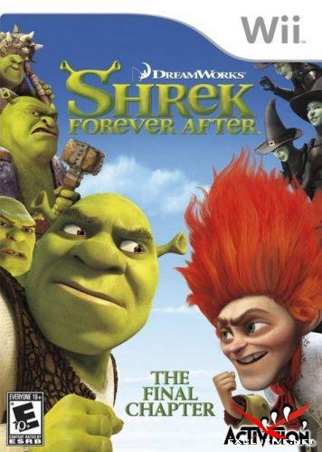 Shrek Forever After (2010/NTSC/ENG/Scrubbed)
