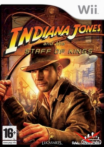 Indiana Jones and the Staff of Kings (2009/PAL/MULTi5/Scrubbed)