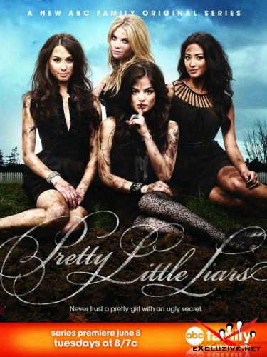 Милые обманщицы / Pretty Little Liars (1 сезон) (2010) HDTVRip