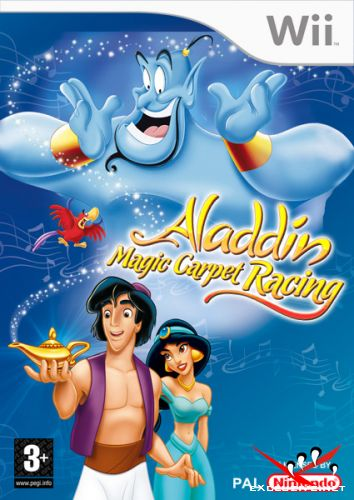 Aladdin Magic Racer (2010/PAL/MULTi10/Scrubbed)
