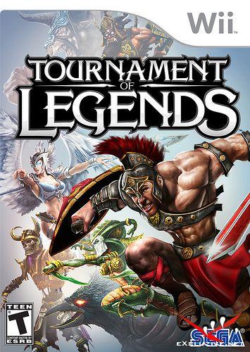 Tournament of Legends (2010/PAL/ENG)