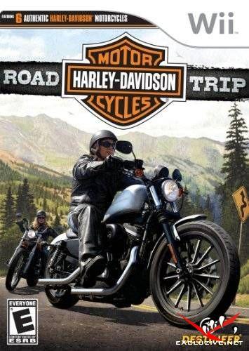Harley-Davidson: Road Trip (2010/NTSC2PAL/ENG/Scrubbed)