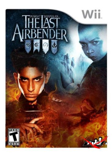 The Last Airbender: The Movie (2010/NTSC2PAL/ENG/Scrubbed)