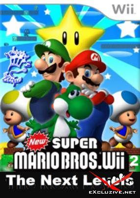 New Super Mario Bros Wii - The Next Levels