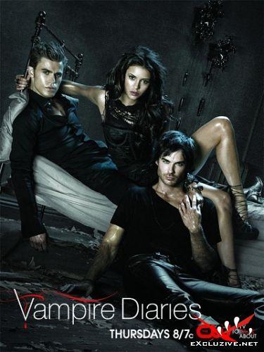 Дневники вампира / The Vampire Diaries / 2 сезон (2010) HDTVRip
