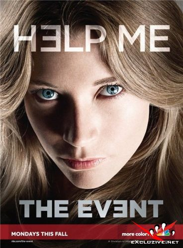 Событие / The Event (2010) 1 сезон WEB-DLRip