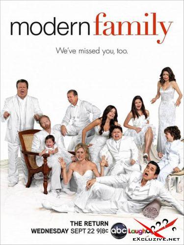 Семейные ценности / Американская семейка / Modern Family (2010) 2 сезон HDTVRip