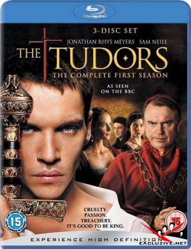 Тюдоры. 1-й Сезон. Эпизоды 1-3. / The Tudors. Season 1. Episode 01-03 (2007) BDRip 720p