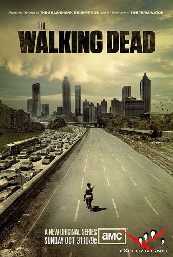 The Walking Dead / Ходячие Мертвецы (1 сезон/HDTVRip/2010)