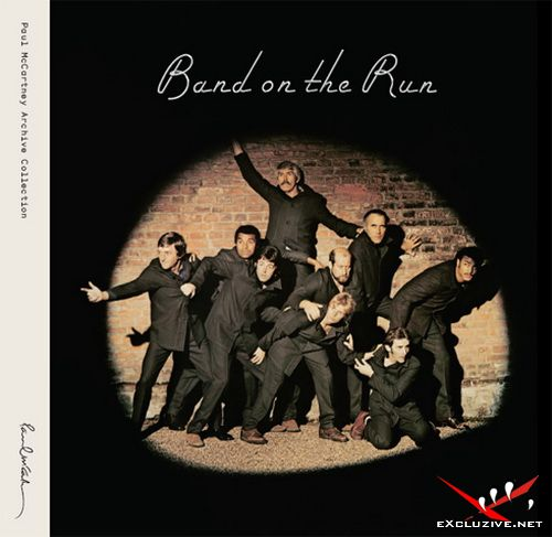 Paul McCartney and Wings - Band On The Run (2010)