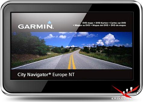 Garmin City Navigator Europe 2011.20 (2010)