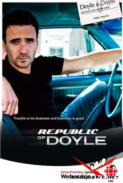 Дело Дойлов / Republic of Doyle (2009) DVDRip
